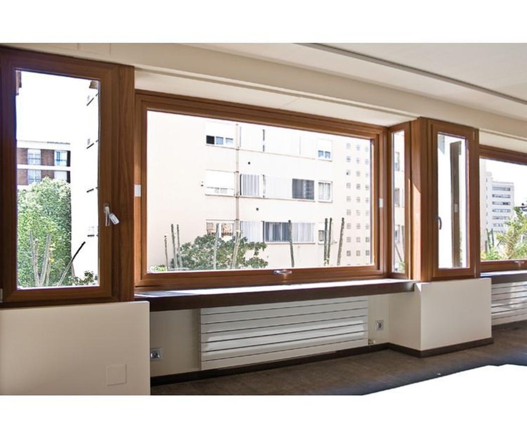 Algunos de los diferentes modelos de ventanas que solemos instalar