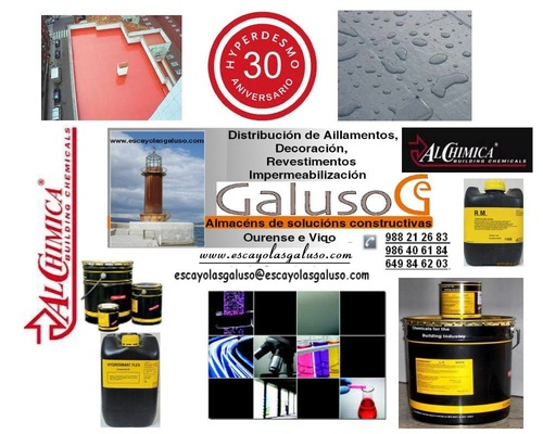 Fotos de Materiales de construcción en Orense |  Galuso