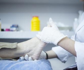 Estudio biomecánico de la pisada: SERVICIOS de Clínica Podológica Deusto