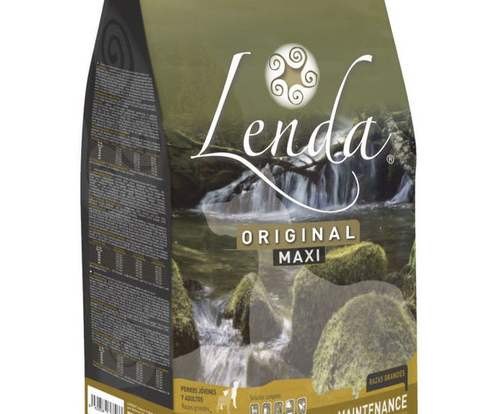 Lenda Nature Pollo Original Maxi Mantenimiento