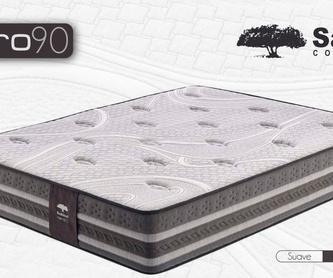 Colchón Titanium: Catálogo de Colchonerías Nuevo Descanso