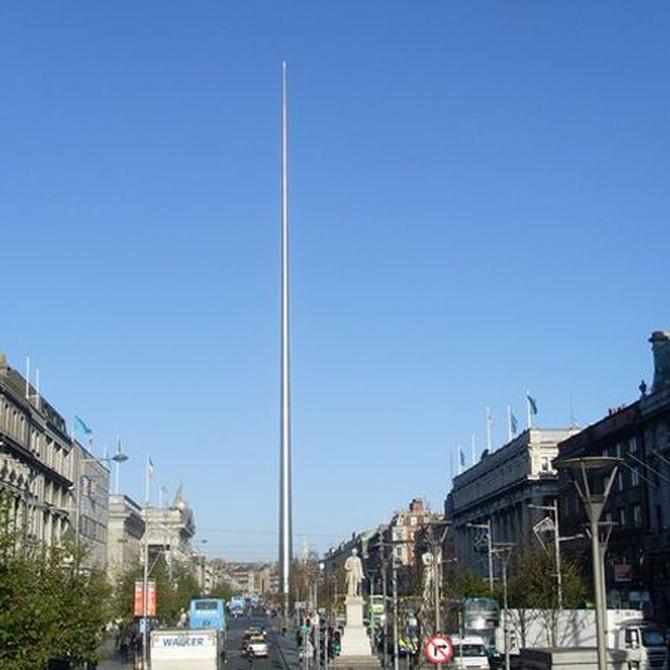 Spire: la escultura de metal más alta del mundo