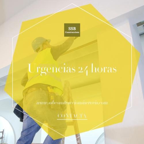 Obras y reformas integrales en Rubi | SSB Construccions i Serveis