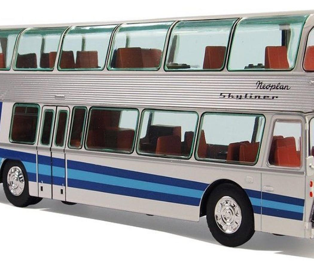 Los autobuses de dos pisos