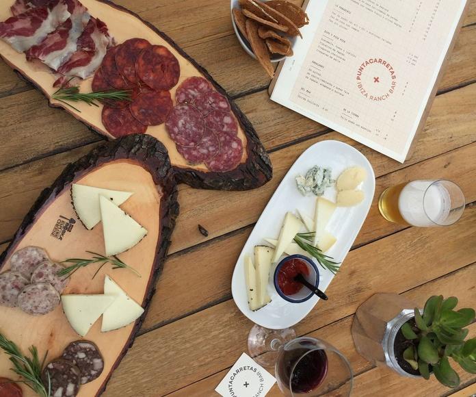 Nuestra Carta: Carta-Reservas-Eventos de Restaurante Parrilla con huerto propio