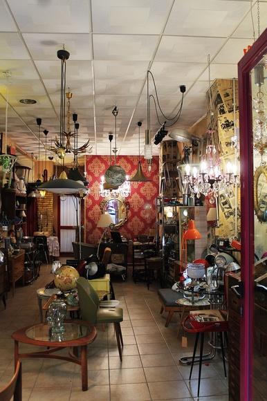 Ruzafa Vintage un lugar especial que visitar en Valencia