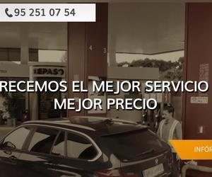 Gasolinera 24 horas en Málaga | Cepsa Cajiz