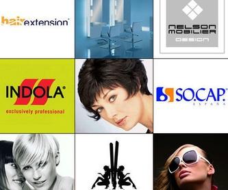Distribución de productos de estética: Catálogo de Magatzem del Perruquer
