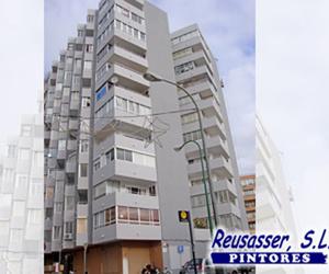 Rehabilitación de fachadas en Palma de Mallorca | Reusasser