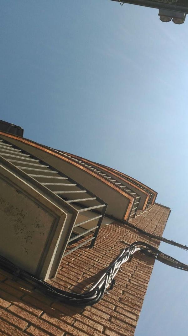 Reparación de cornisas en cobre en Malaga