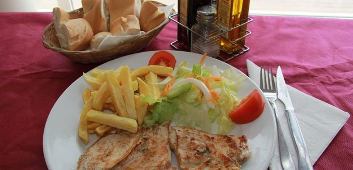 Dónde comer de menú del día en Dueñas