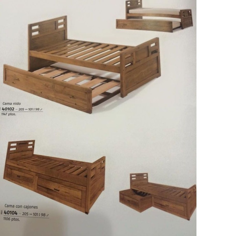 Dormitorios juveniles: Catálogo de Ké Barato Muebles