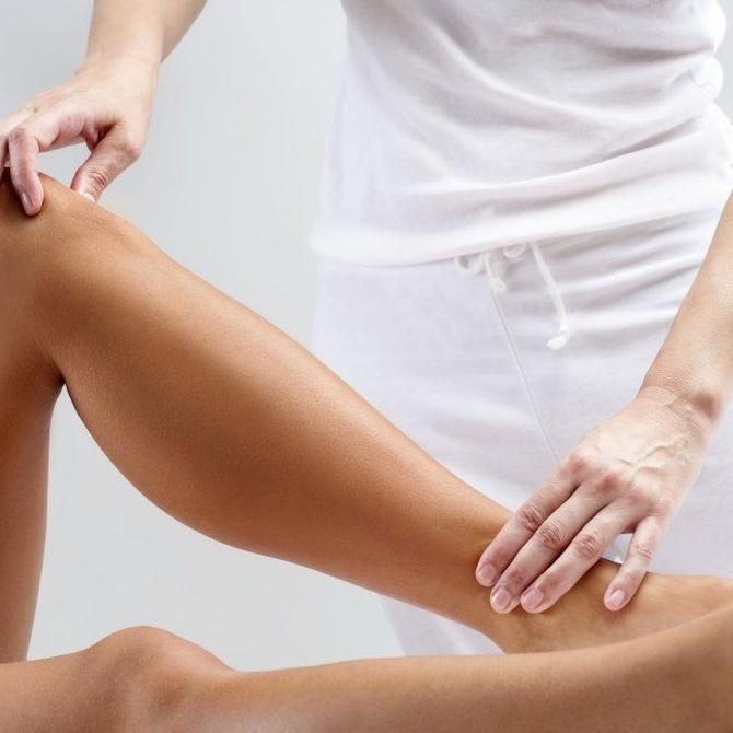 La importancia de los masajes de recuperación para 'runners'