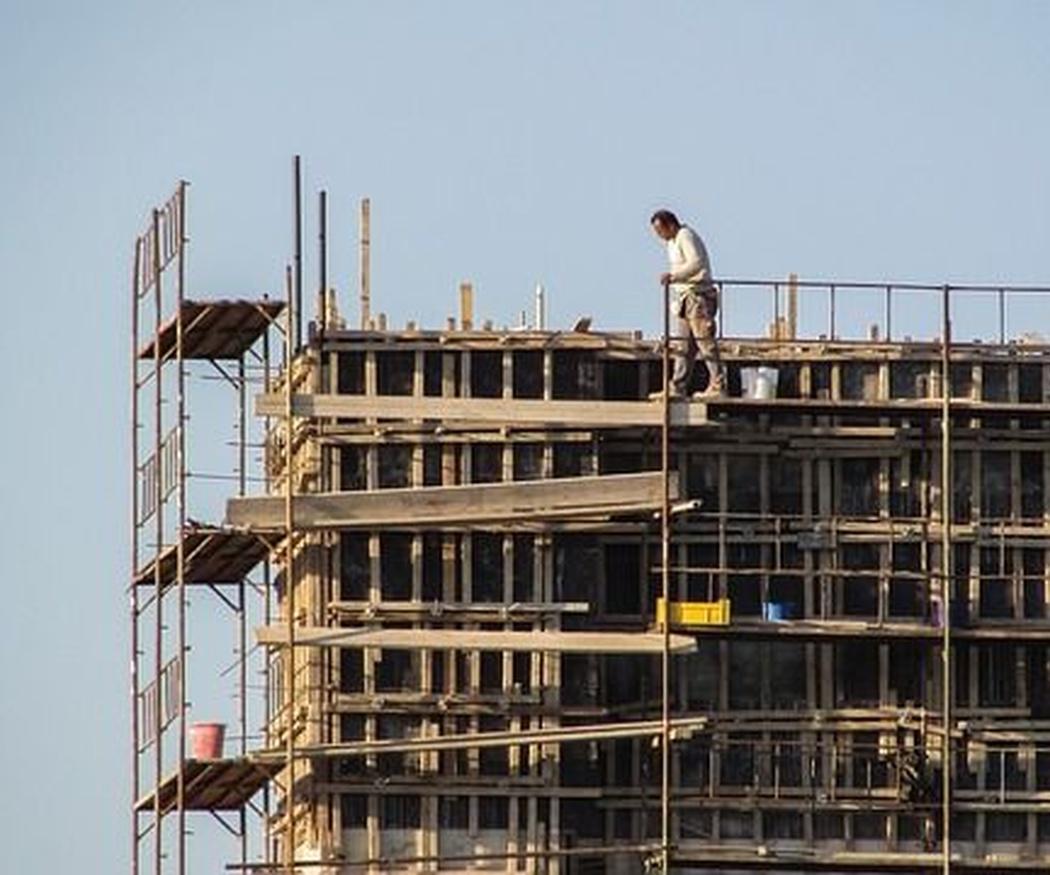 Sistemas de protección del trabajador en trabajos verticales