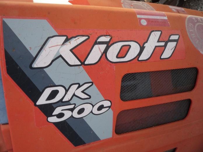 PIEZAS SEGUNDA MANO KIOTI DK50C