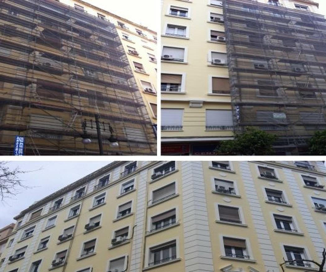 ¿Qué tener en cuenta en un proyecto de rehabilitación de una fachada?