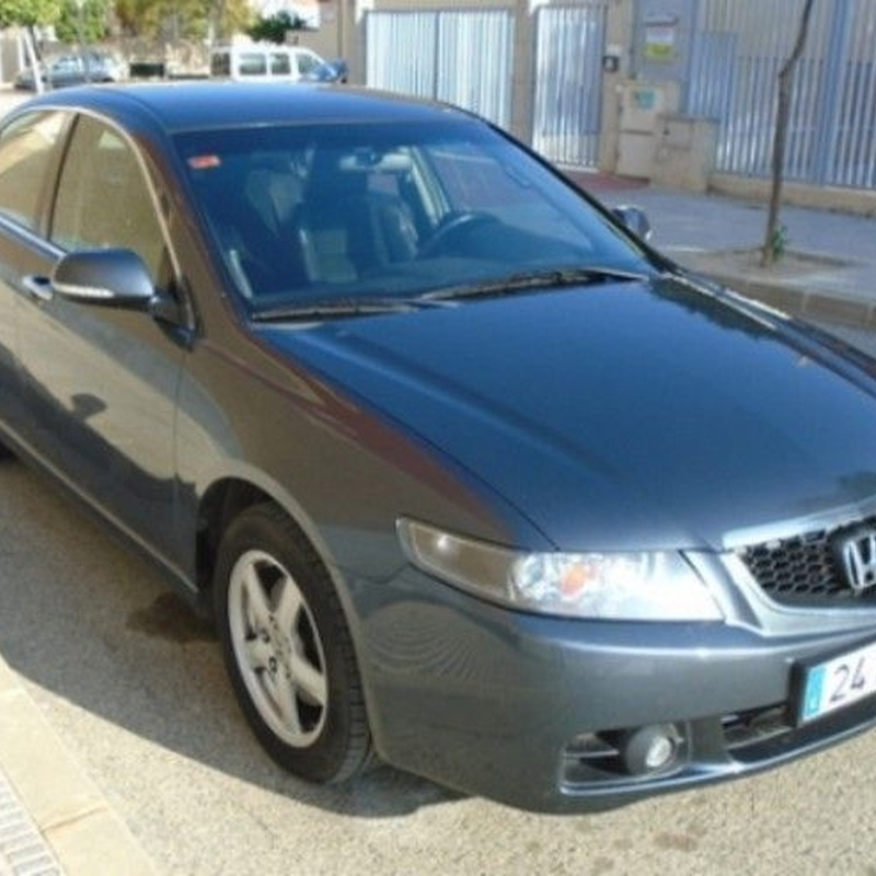 HONDA ACCORD 2.2 I-CTDI SPORT: Coches de Evolutions Cars