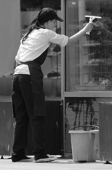 Empresa limpieza cristales Madrid