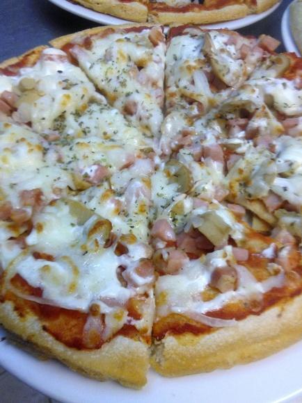 Menú italiano de martes a viernes (comidas): Carta de Pizzería La Góndola
