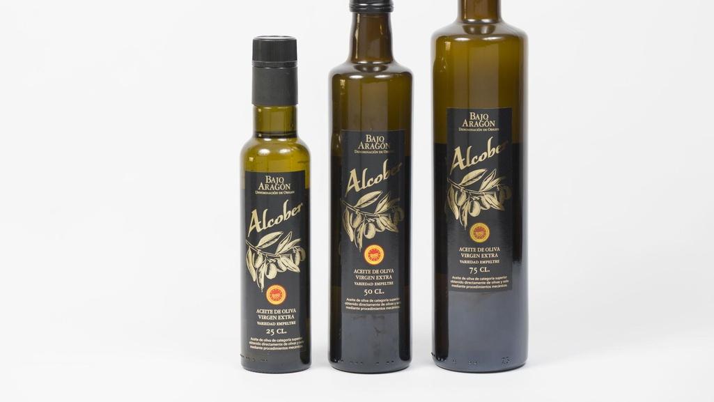 Aceite de oliva virgen extra en Zaragoza: Alcober