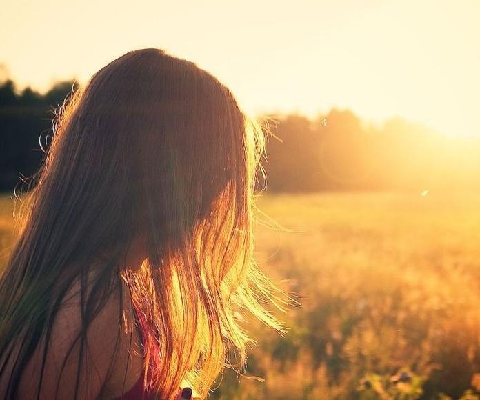 Tratamiento específico para proteger tu cabello del sol