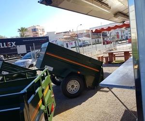 Remolques y enganches en Valencia