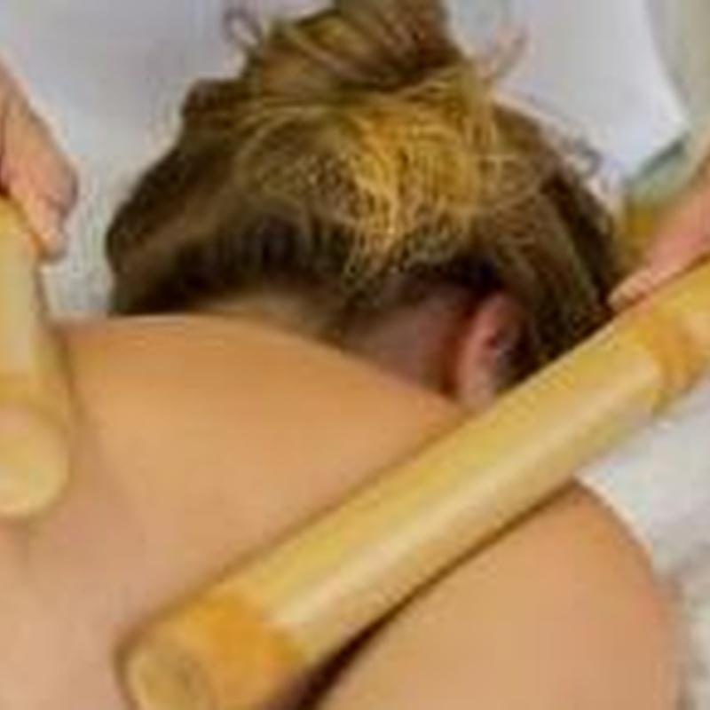 Ayurveda - Javanese Bamboo Massage: Tractaments de Imma's Salut i Benestar