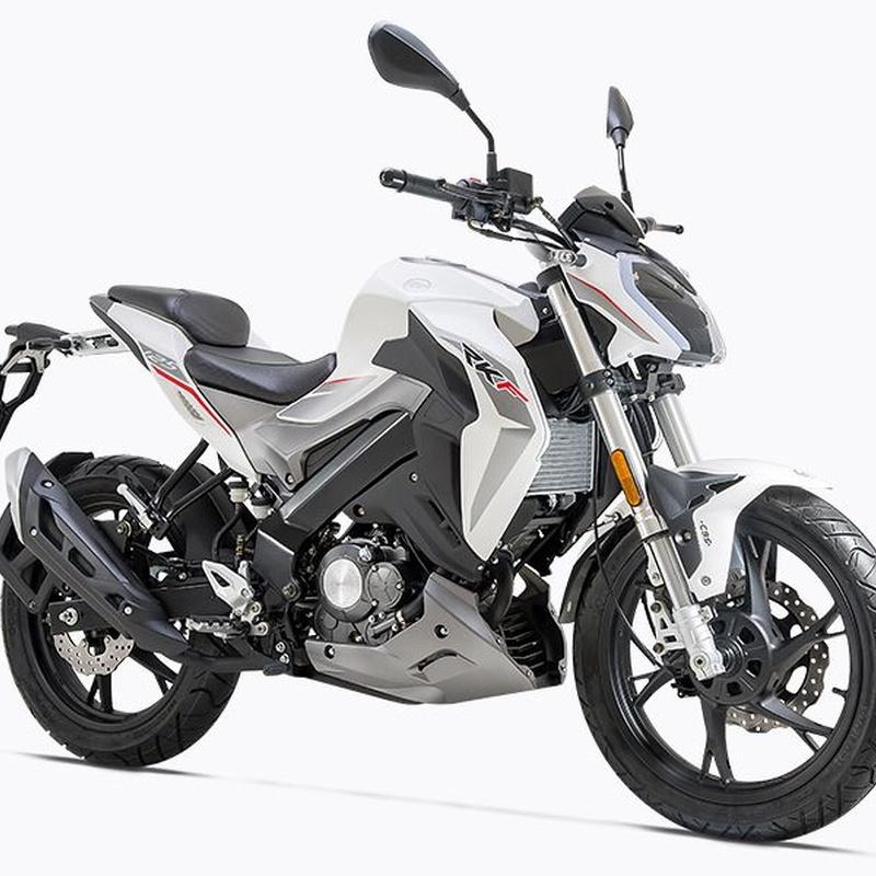 RKF-125: Motos de Moto Sport Lleida