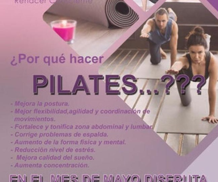 oferta clases pilates madrid carabanchel mañanas 2x1