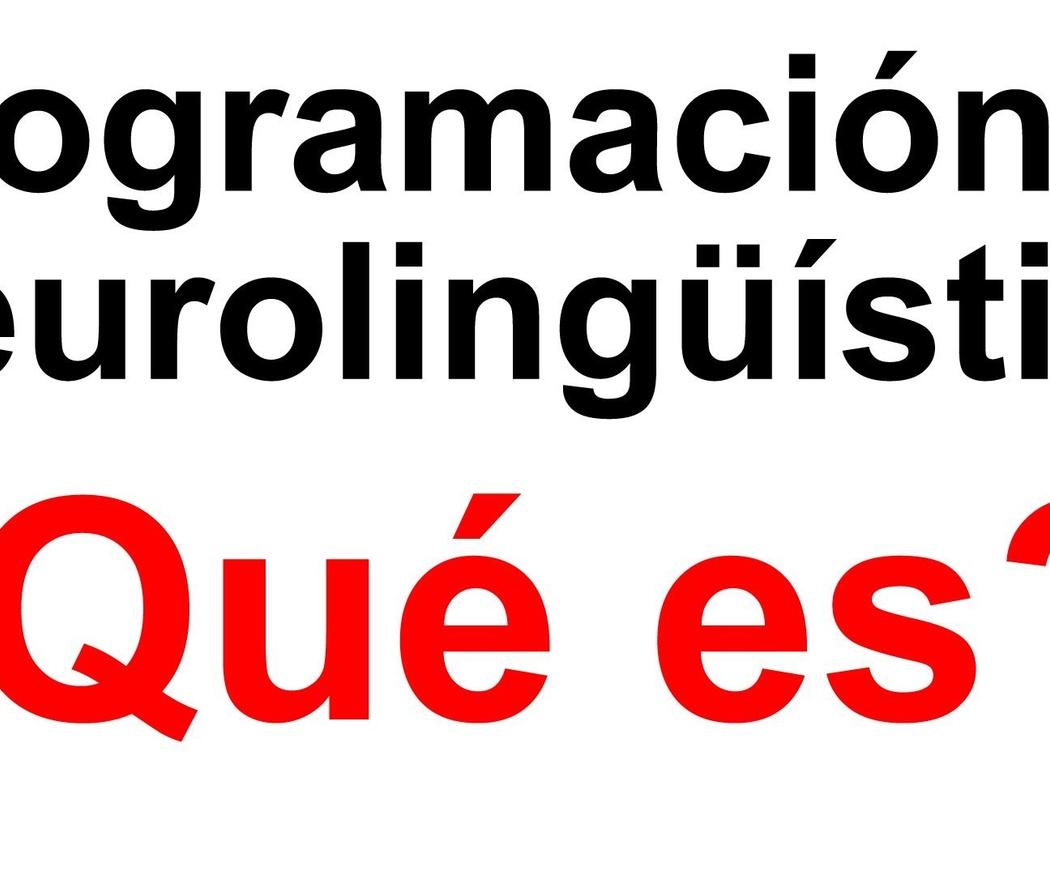 La programación neurolingüística (I)