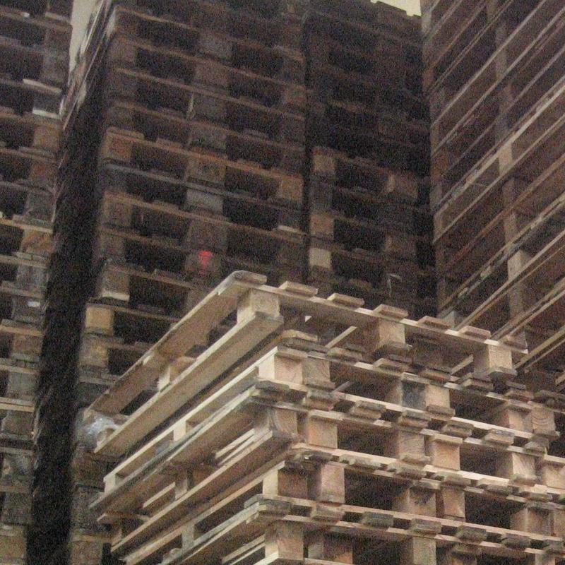 Reciclaje de palets: Servicios  de Palets Beñat