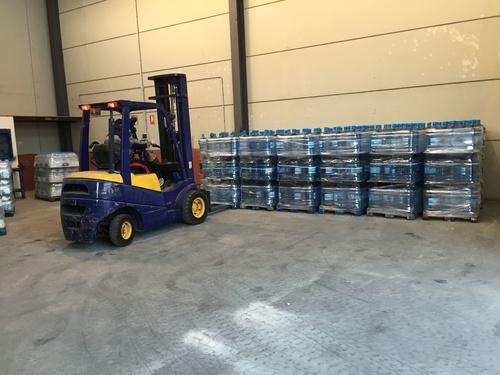 Mantenimiento de máquinas de agua
