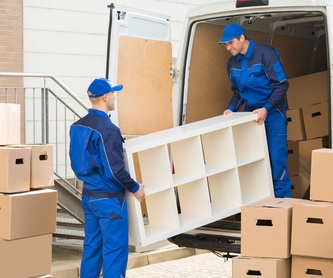Montaje y desmontaje de muebles: Nuestros servicios de Mudanzas Moreno