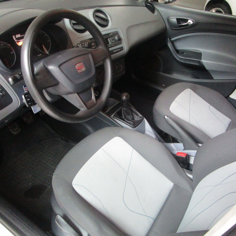 SEAT IBIZA : Vehículos de CARMOTOR
