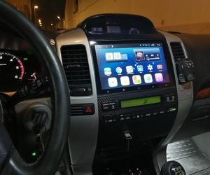 Instalación de sistemas Android para vehículos 4x4 en Melilla