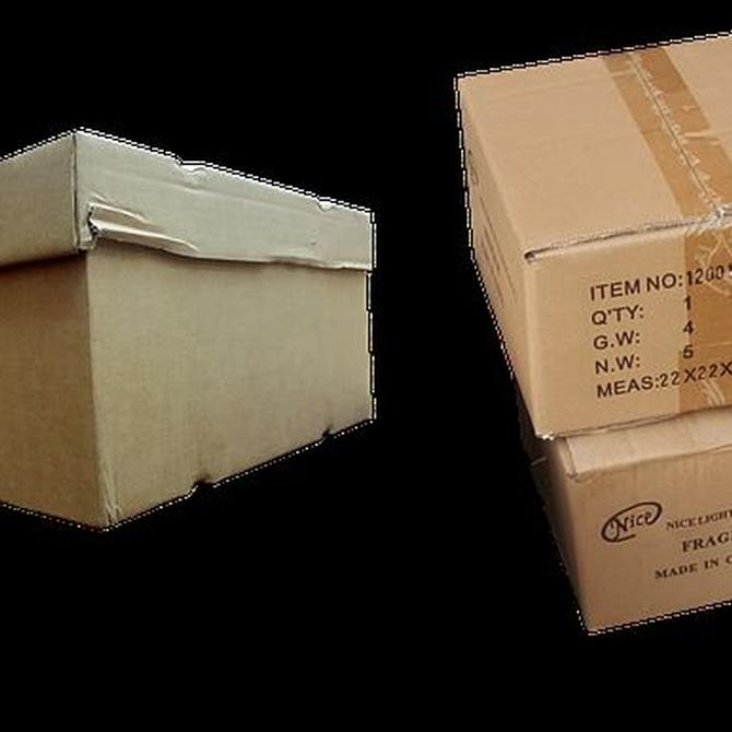 Usos que podemos dar al cartón reciclado