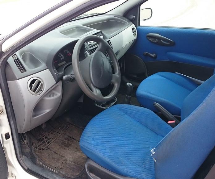 FIAT PUNTO 1.9 D VAN: Servicios  de Autotaxi Eliseo