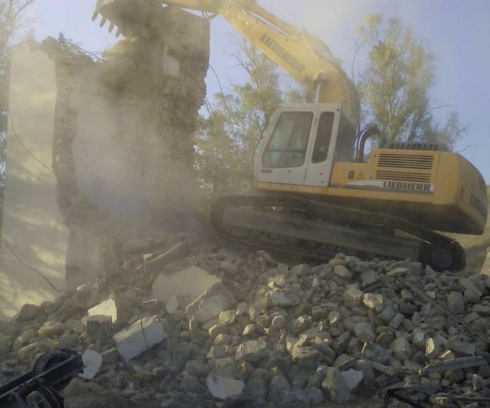 Empresas de excavaciones Jaén