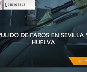 Tintado de lunas en Sevilla | Grupo Parabrisas Glass Talleres