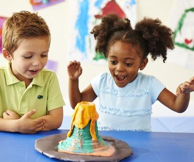 Programa ESCOLAR (preschool program) by Gymboree