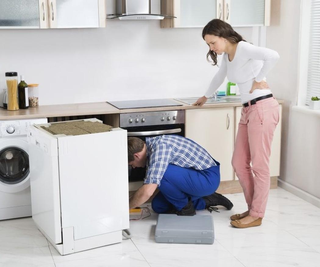 Averías habituales en los lavavajillas