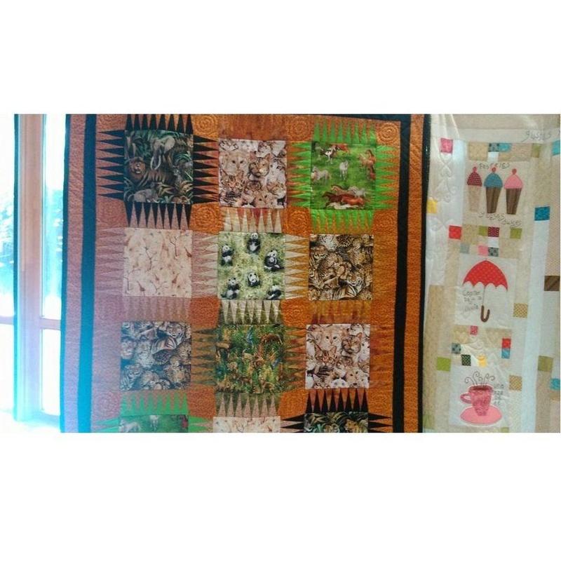 Cursos de patchwork: Tienda y cursos de Mercería & Taller de Labores Inma