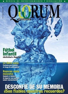 Colaboración bimensual en revista Quorum