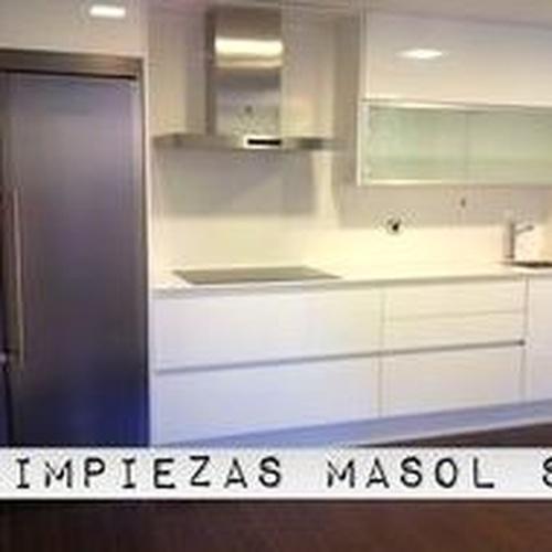 Limpiezas generales de pisos en Zaragoza. Limpiezas fin de obra en Zaragoza