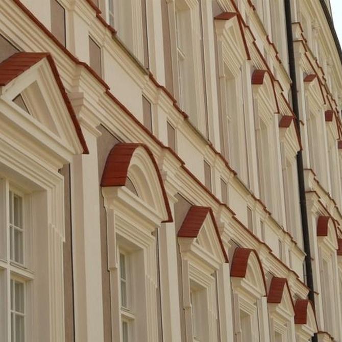 Ventajas de los falsos techos