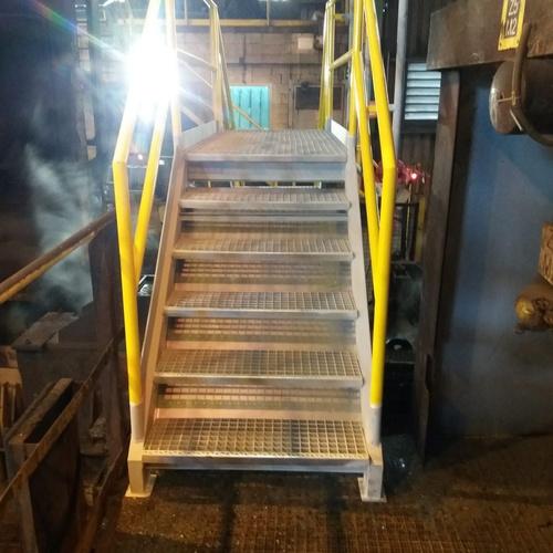 Escalera metálica Barcelona