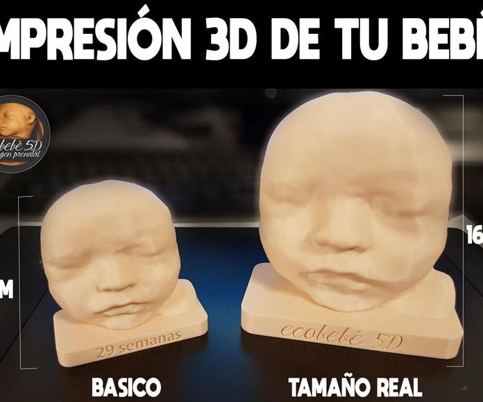 LA CARITA DE TU BEBÉ A TAMAÑO REAL