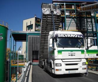 Venta de carbón: Servicios de Silvano S.A. - (Carbones y Transportes)