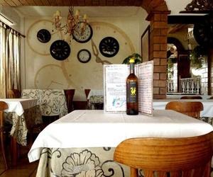 Interior de nuestro restaurante italiano