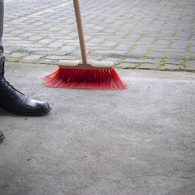 Fallos habituales en la limpieza de comunidades